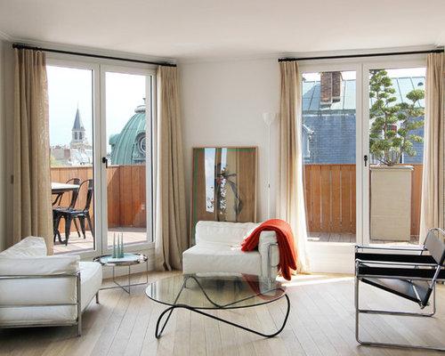 Salon moderne photos et id es d co de salons - Deco petit salon moderne ...