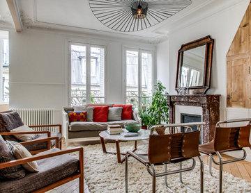 Abbesses - Paris 18e - appartement privé de 90m2