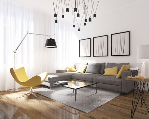 25 Best Small Modern Living Room Ideas Remodeling Photos Houzz