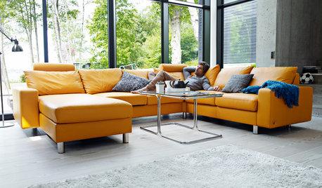 Comment nettoyer un canapé en cuir et l'entretenir ?
