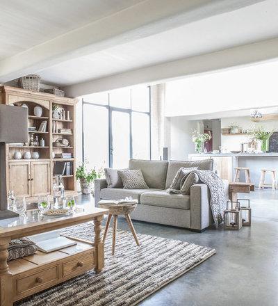 Landhausstil Wohnbereich By Interioru0027s Hénin Beaumont