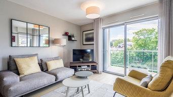 Aménagement d'un appartement neuf