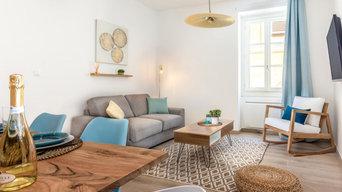 Aménagement et Décoration d'un appartement