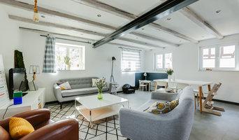 Aménagement et décoration d'une maison alsacienne