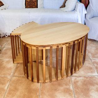 Aménagement mobilier bois dans une maison