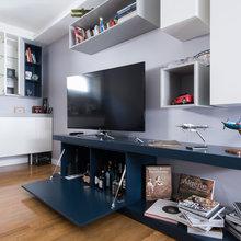 Aménagement salon moderne