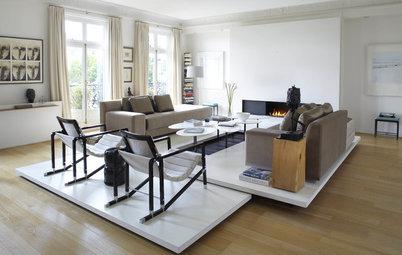 Visite Privée : Un grand appartement haussmannien au chic intemporel