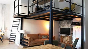 Appartement 80m² à Saint Ouen sur Seine