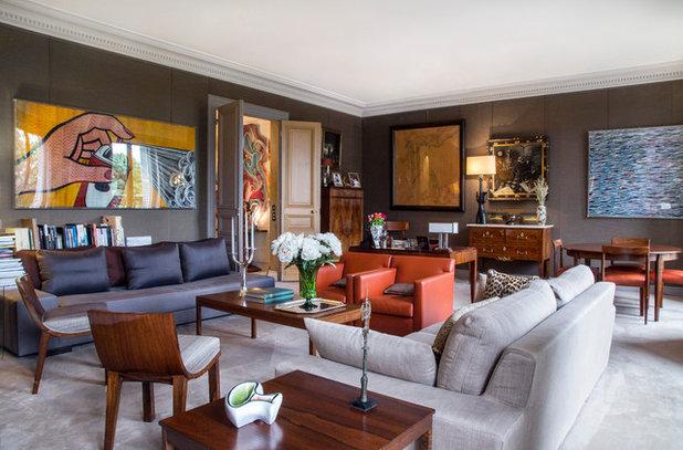 10 conseils de pro pour int grer des meubles anciens dans sa d co - Deco meuble ancien ...