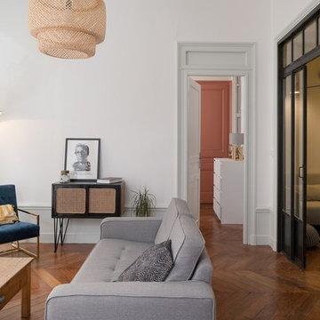 Appartement à la Croix-Rousse