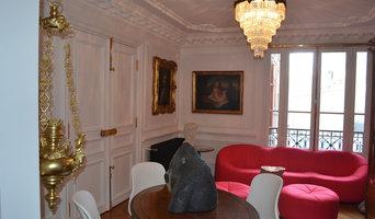 Appartement Baroque à Paris