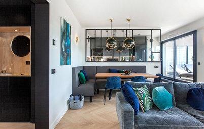 Visite privée : Du cachet et du chic pour ce 70 m2 à Levallois