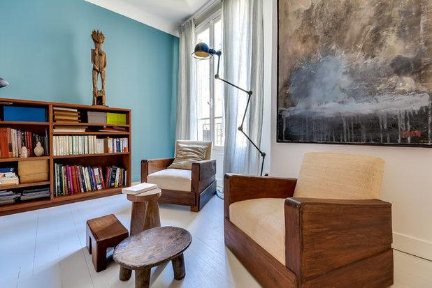 repeindre du parquet comme un pro en 10 tapes. Black Bedroom Furniture Sets. Home Design Ideas