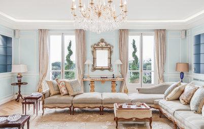Boheme, vintage og klassisk landstil – 100 smukke franske hjem