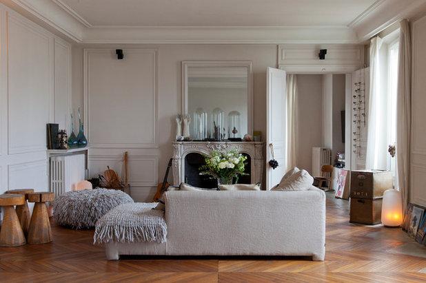 Contemporain Salon by Mantovani Francesca photographe