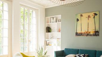 Appartement haussmannien lumineux à Paris – Ternes