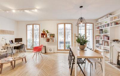 Visite Privée : Un appartement épuré, lumineux et plein d'astuces