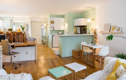 Suivez le Guide : Un 44 m² complètement ouvert à Lyon