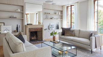 Appartement moderne à Saint-Sulpice Paris