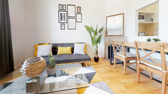 Appartement moderne - Harmoniser le décor
