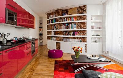 Visite Privée :  Un appartement parisien devient plus moderne et malin