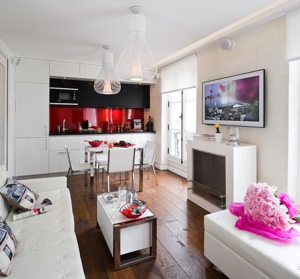 visite priv e un petit crin grand luxe dans le marais. Black Bedroom Furniture Sets. Home Design Ideas