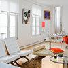 Houzz Tour:  En lägenhet på 65 kvm i Paris som gör livet enklare