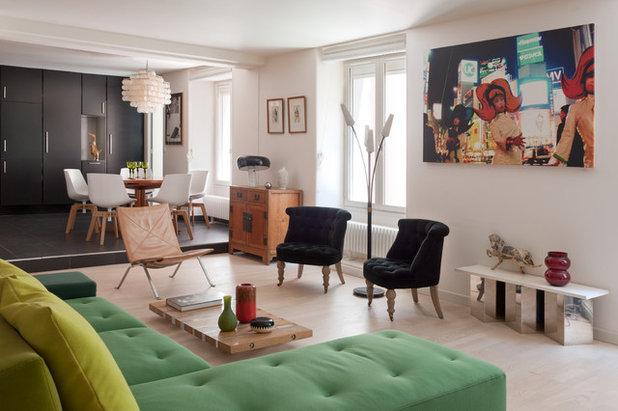 Éclectique Salon by Christophe Vendel