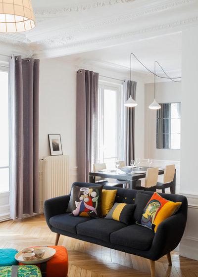 warum sie ihr sofa jetzt von der wand wegr cken sollten. Black Bedroom Furniture Sets. Home Design Ideas