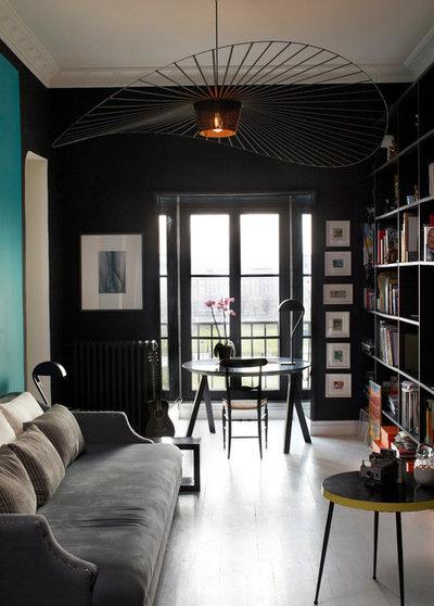 Contemporain Salon by Sarah Lavoine - Studio d'architecture d'intérieur