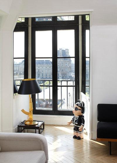 portrait philippe starck designer engag. Black Bedroom Furniture Sets. Home Design Ideas