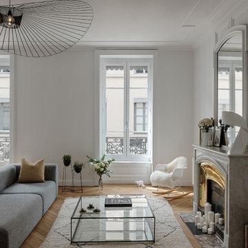 Appartement rénové à Lyon