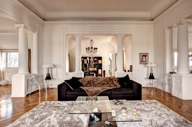 Classique Chic Salon by Stefano Candito Photographe