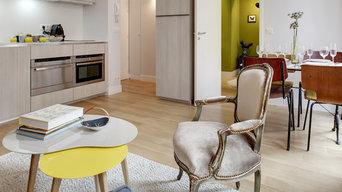 Appartement Rue Michel Le Comte