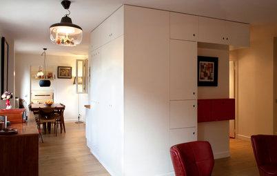 Visite Privée : Un appartement familial élégamment vintage