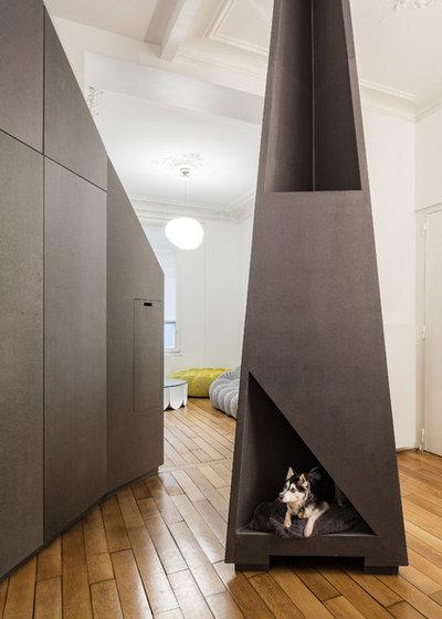 Contemporain Salon by Studio Razavi