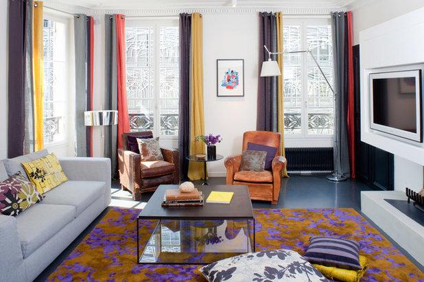 Éclectique Salon by Narophoto