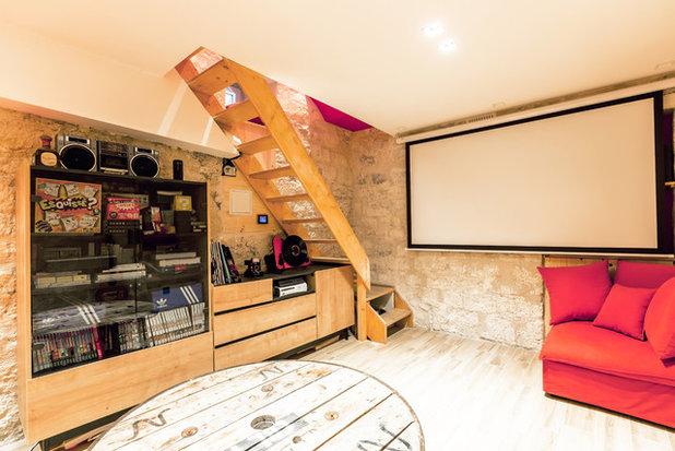 Salon by NEVA Architecture Intérieure - Interior Design