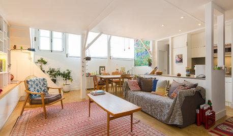 wie wohnen menschen in frankreich. Black Bedroom Furniture Sets. Home Design Ideas