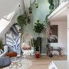 Houzz a Parigi: Una Casa Elegantissima con una Doccia-Serra