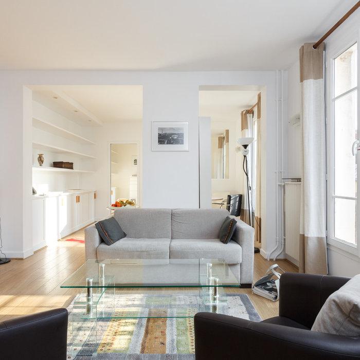Avant/Après : rénovation d'un appartement destiné à la location
