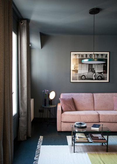 Contemporain Salon by Bertrand Fompeyrine Photographe