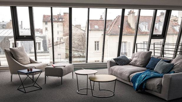 Contemporain Salon by Belnette