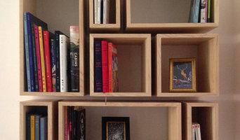 Bibliothèque cube
