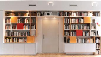 Bibliothèques sur-mesure