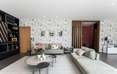 Avant/Après : Le renouveau d'une maison de 300 m2 près de Lyon