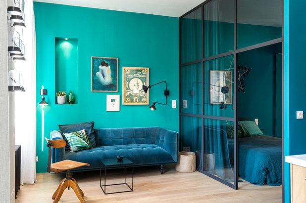 Éclectique Salon by Insides
