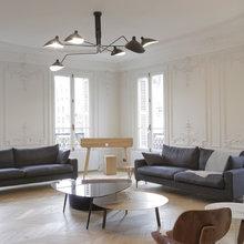 blvd Haussmann 18e - Contemporary - Living Room - Paris - by ...