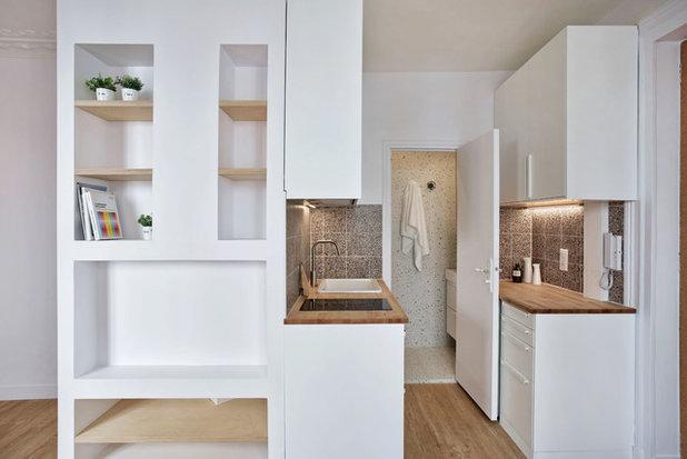 Scandinave Salon by Erika Design