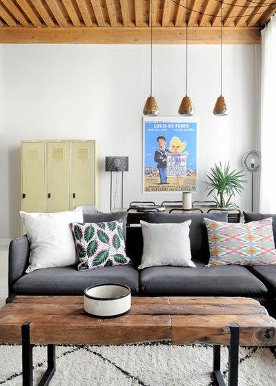 Fantastisch Skandinavisch Wohnbereich By CELINE BIZET
